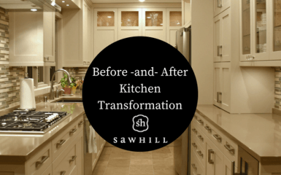 Before and After: A Not So 'Cookie Cutter' Kitchen